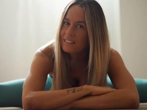 Ana Torres, instructora de Yoga en Vive Oliva