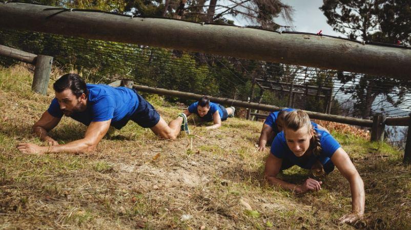 pack competición actividades en grupo obstaculos