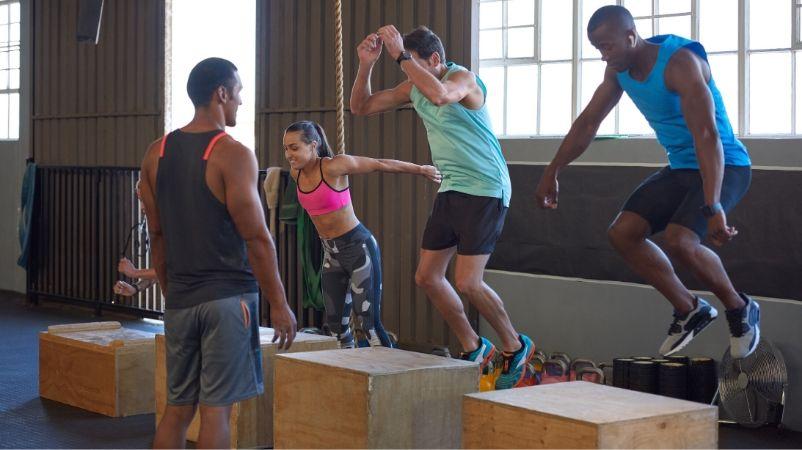 pack competición actividades en grupo crossfit grupo