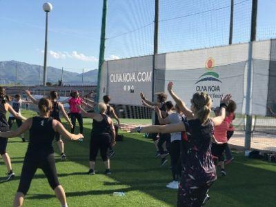 Vive Oliva - Turismo activo grupos en Oliva - corssfit by teams
