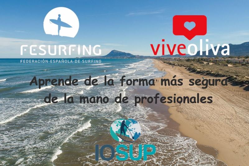 Escuela Paddle Surf Oliva