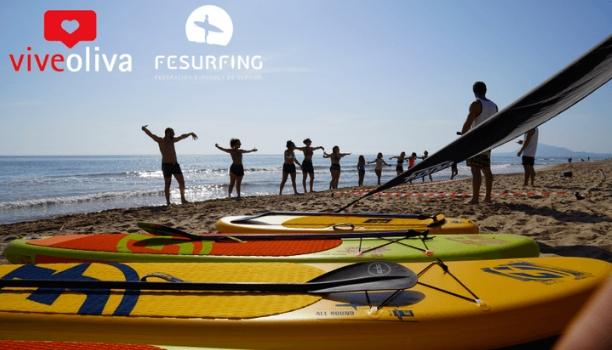 Este sábado 27 se celebró en Oliva el Surfing Day Fes