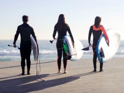 Curso Paddle Surf Oliva - Home Viveoliva