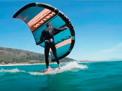 Curso Wing Surf Oliva - Home Viveoliva