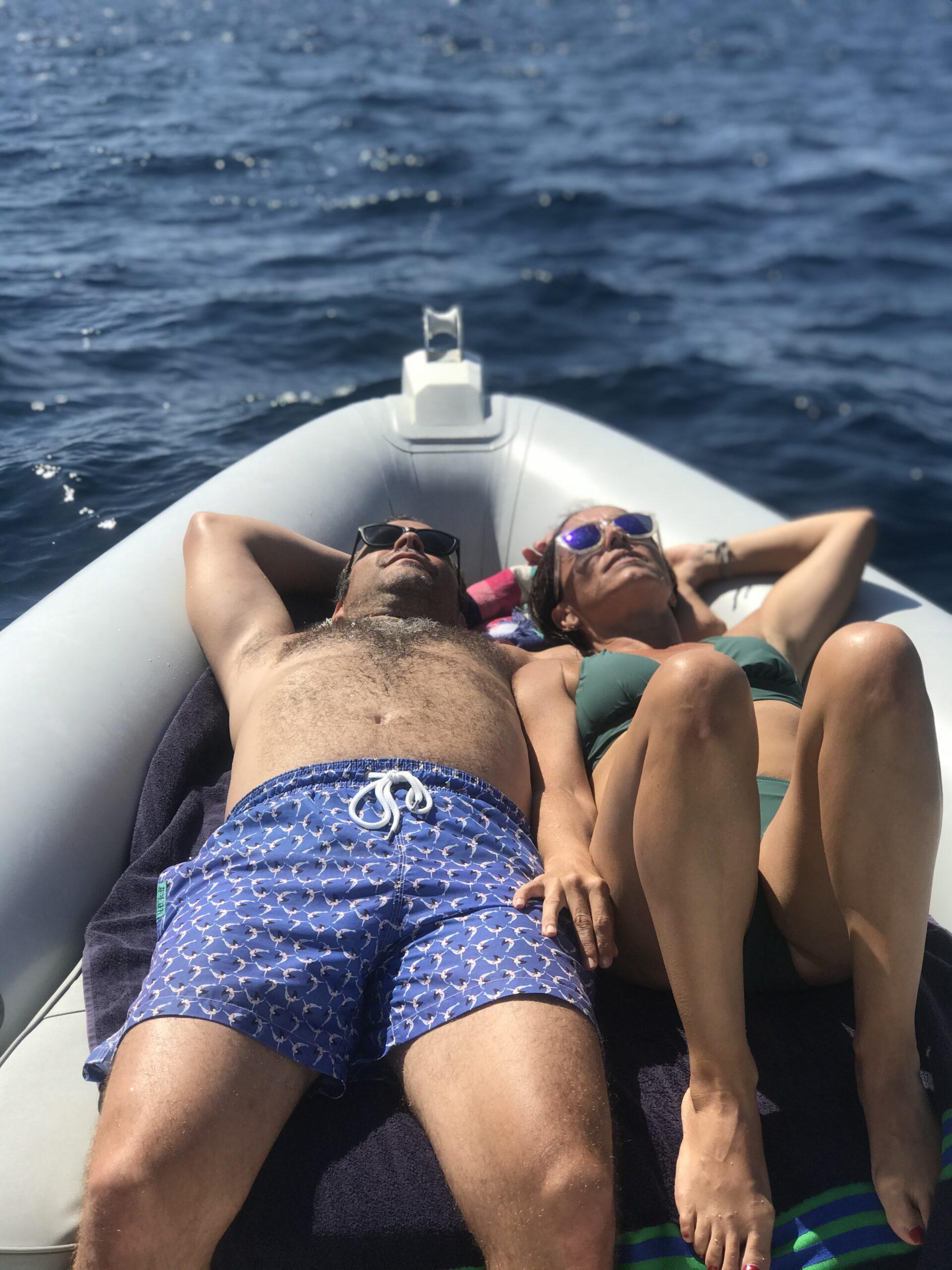 paseos en barco en oliva