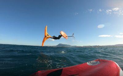¿Qué es el Wing Surf o Wing Foil y donde puedo probarlo?